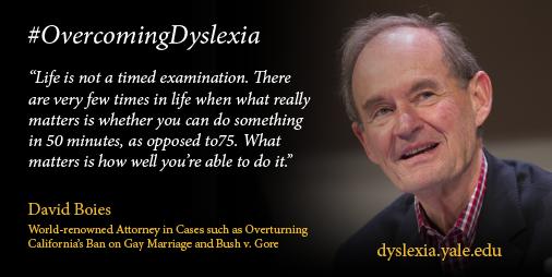 Dyslexia Awareness Campaign Upcoming >> Social Media Awareness Campaign Yale Dyslexia