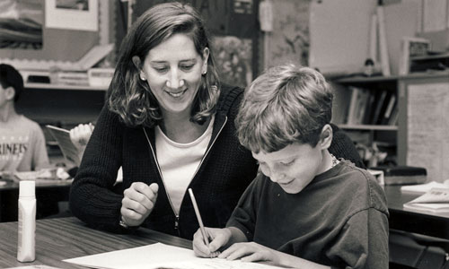 A Supportive School Made All The Difference Yale Dyslexia
